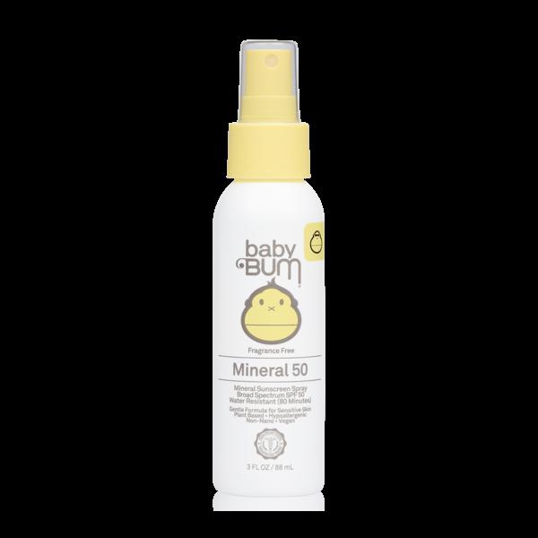 Sun Bum Sun Bum Baby Bum Mineral Spray - 3 fl oz.