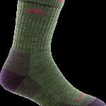 Women's Hiker Micro Crew Midweight Socks