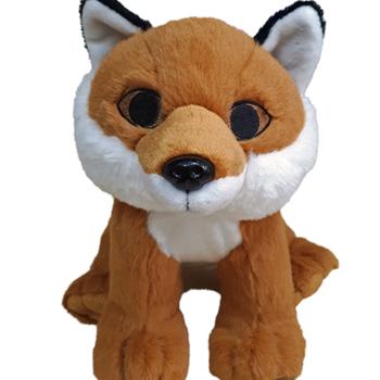 "8"" Sitting Fox"