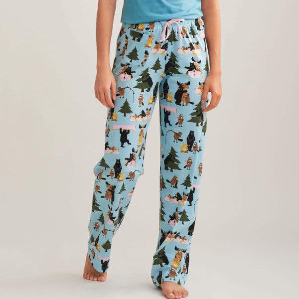 Woman's Jersey Pajama Pants