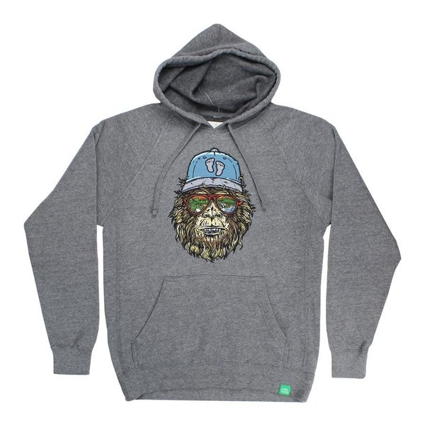The Legend Grows Hooded Sweat Shirt