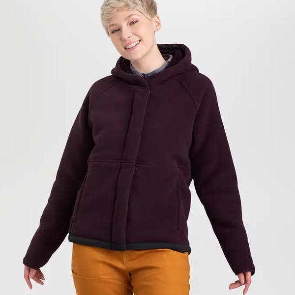 Outdoor Research Women's Juneau Fleece Hoodie
