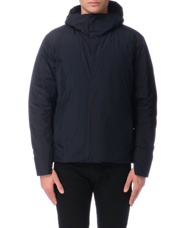 Manteau  noir ANNEAL en duvet