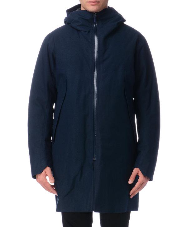 Blue MONITOR Down TW Coat