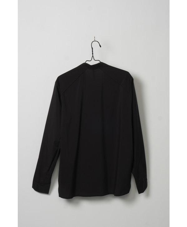 Black DEMLO Over Shirt