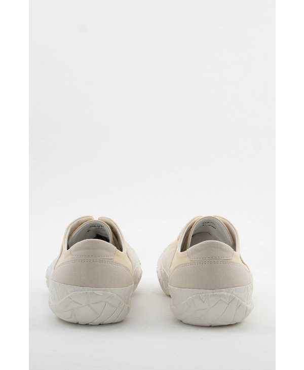 Off-White Canvas NY Sneakers