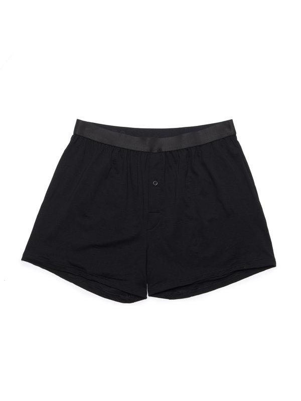 CDLP Black Boxer Shorts