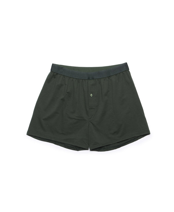 Green Boxer Shorts
