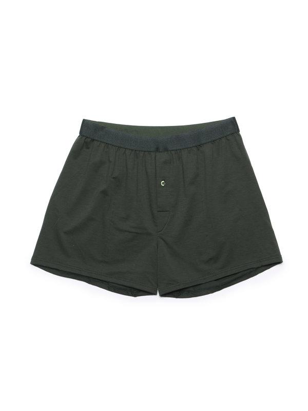 CDLP Green Boxer Shorts
