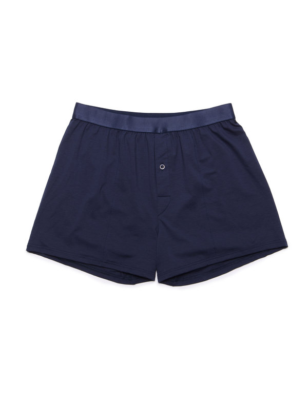 CDLP Navy Boxer Shorts