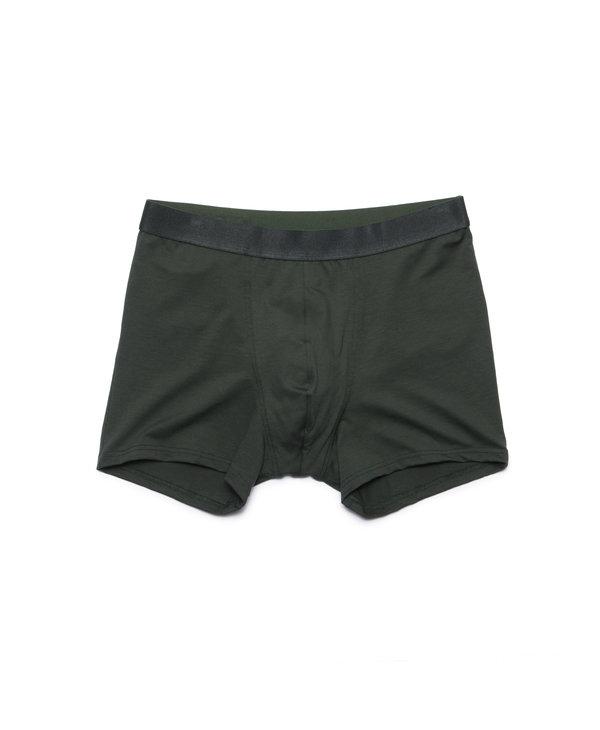 Green Boxer Brief