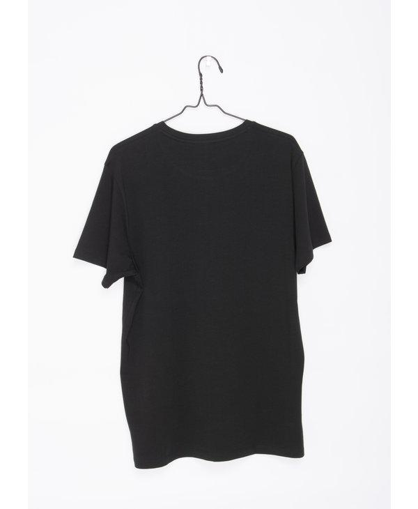 T-shirt Col Rond Noir