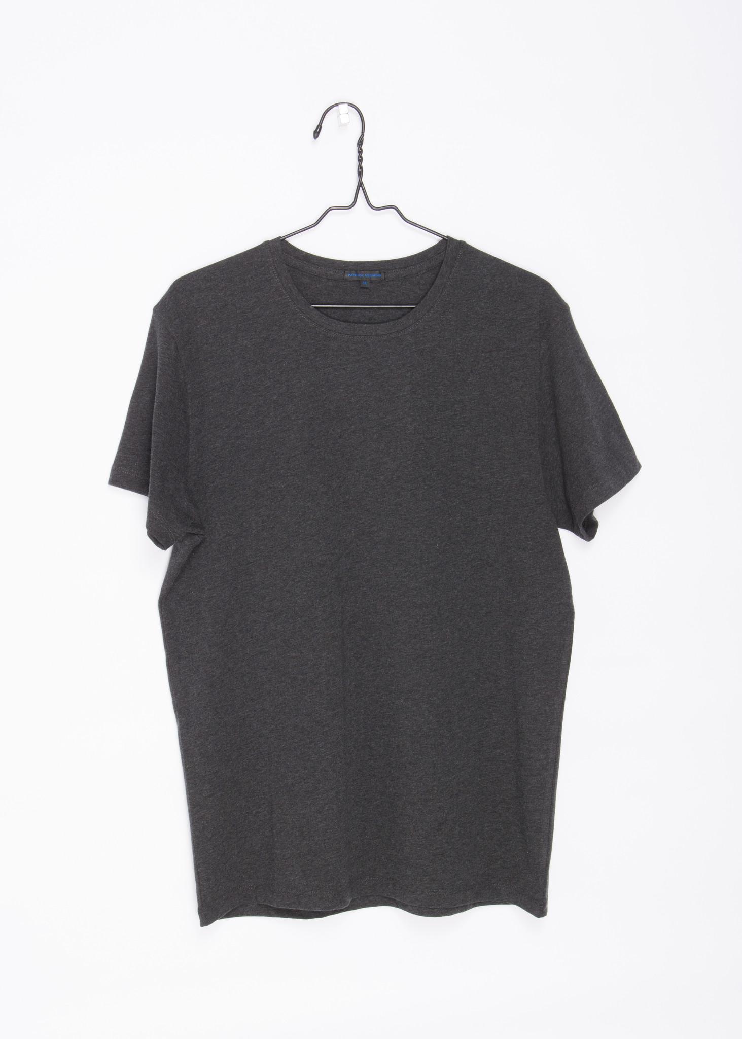 Charcoal Crew Neck T-shirt