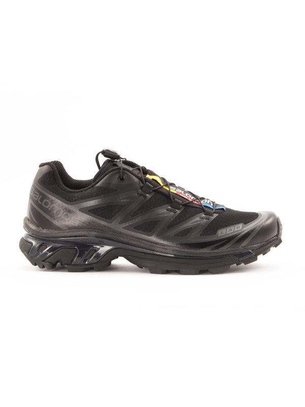 Salomon Advanced Black  XT-6 Advanced Sneakers