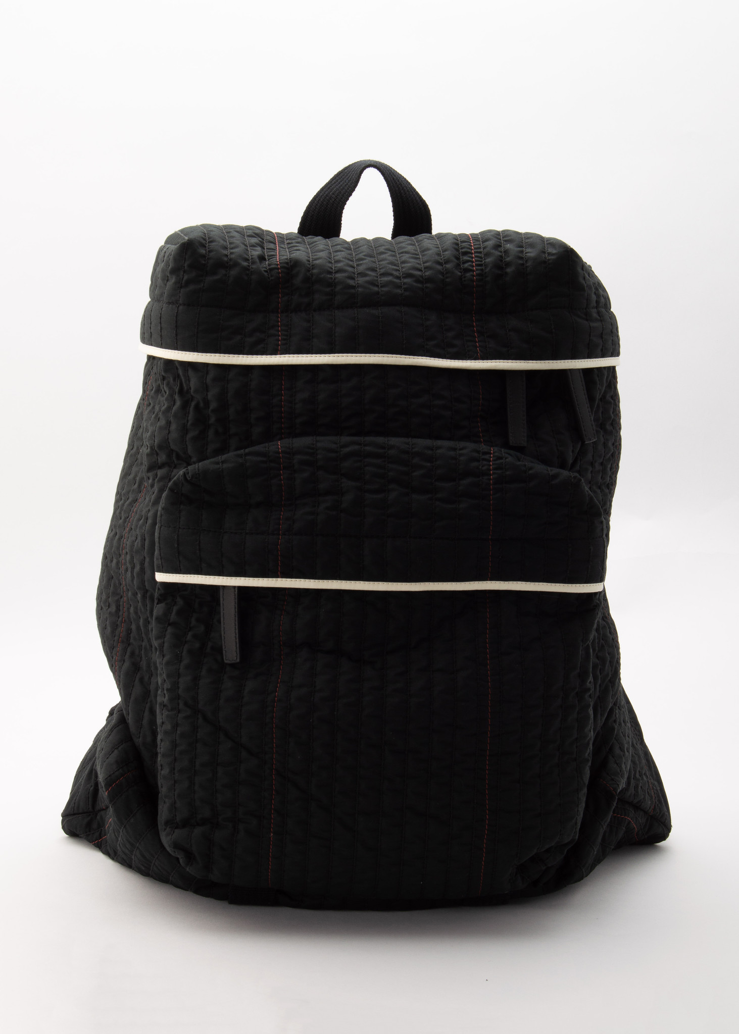 Black Temple Bag