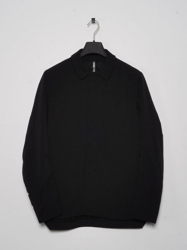 Veilance Black Mionn IS Overshirt