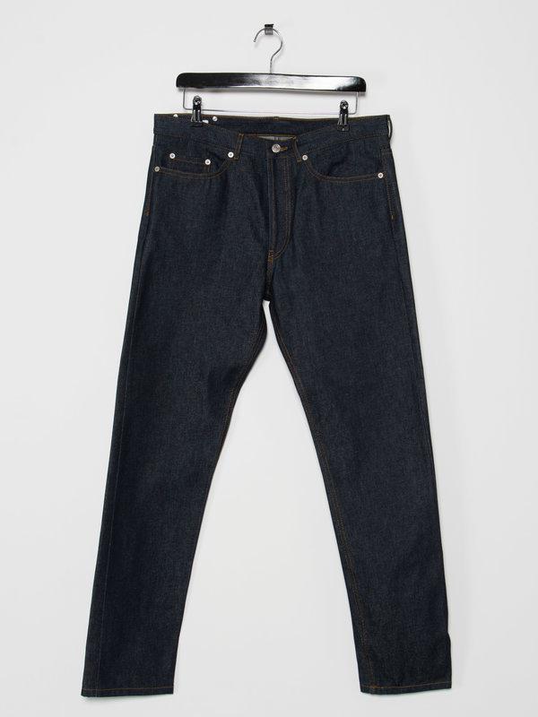 Dries Van Noten Jeans Droit Indigo