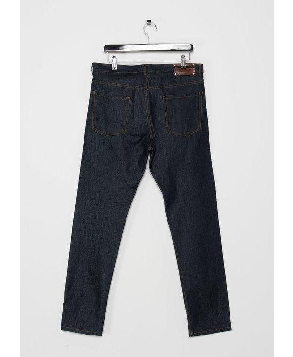 Jeans Droit Indigo