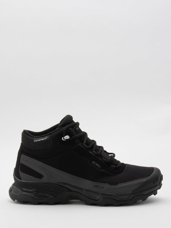 Salomon Advanced Black Shelter CS WP Boots