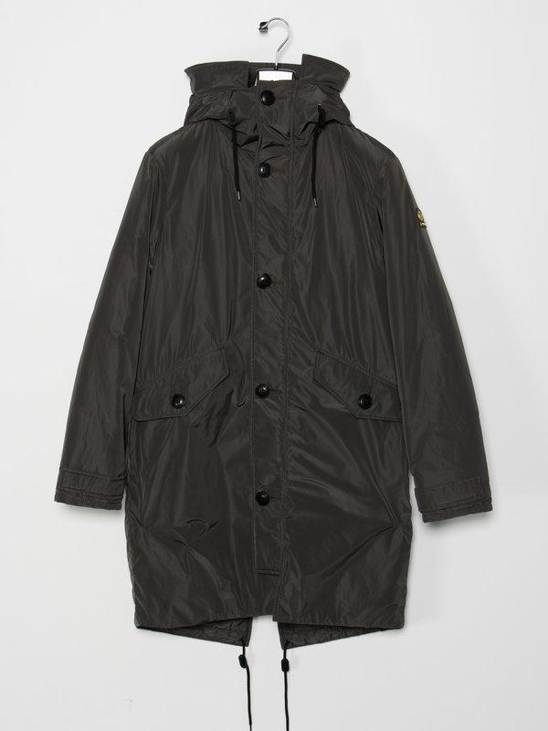Kanuk Grey Olof Aviator Long Coat