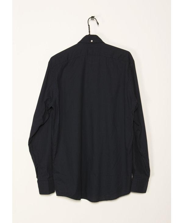 Blue Lightweight Flannel Shirt