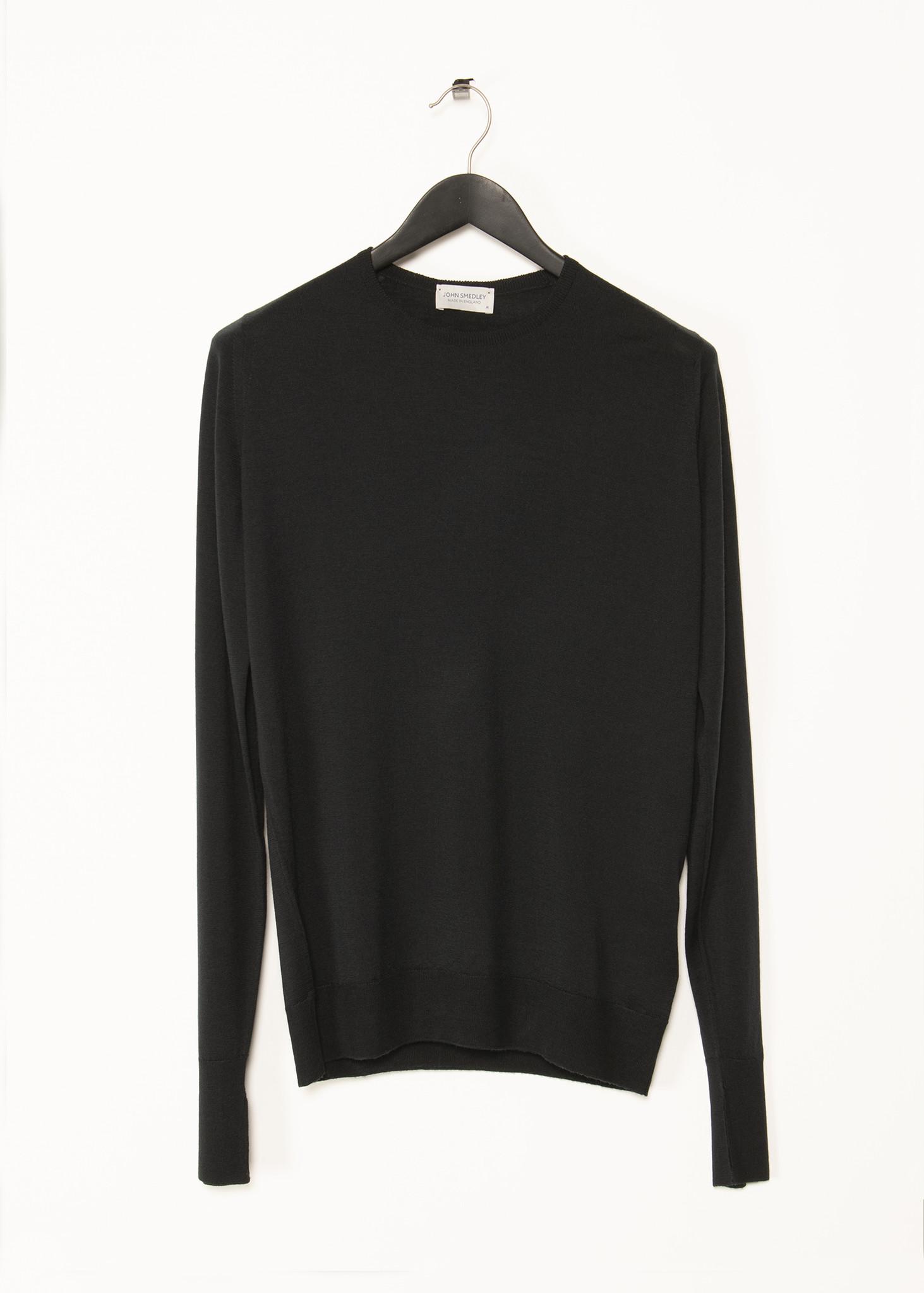 Black Hatfield Pullover
