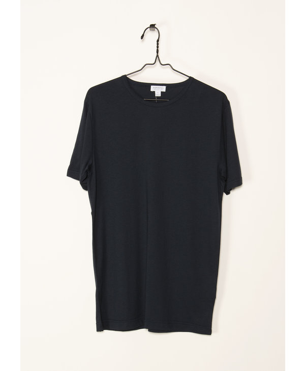 T-Shirt Lounge Bleu