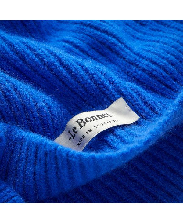 Azure Blue Beanie