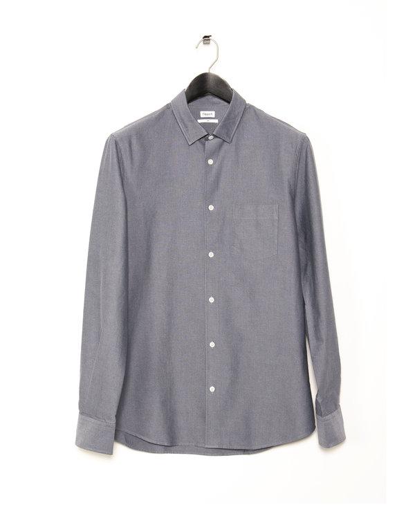 Pacific Blue Tim Oxford Shirt
