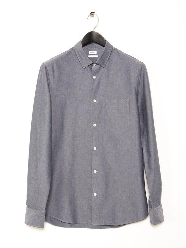 Filippa K Pacific Blue Tim Oxford Shirt