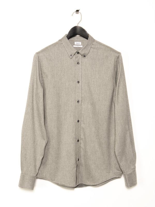 Filippa K Grey Lewis Flannel Shirt