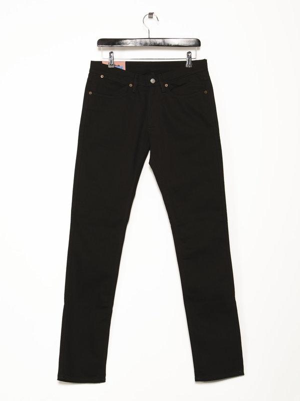 Acne Studios Jeans North Noir