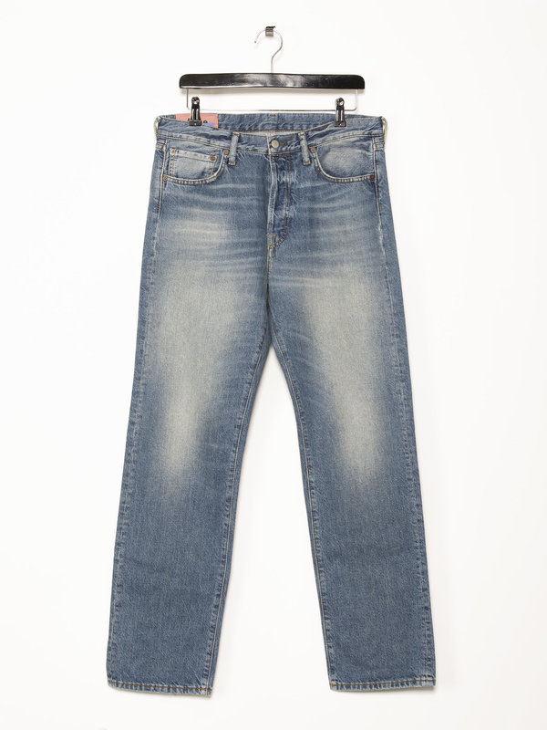 Acne Studios Jeans Trash 1996 Bleu