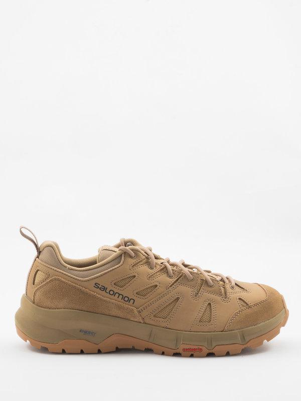 Salomon Advanced Beige Odyssey Advanced Sneakers