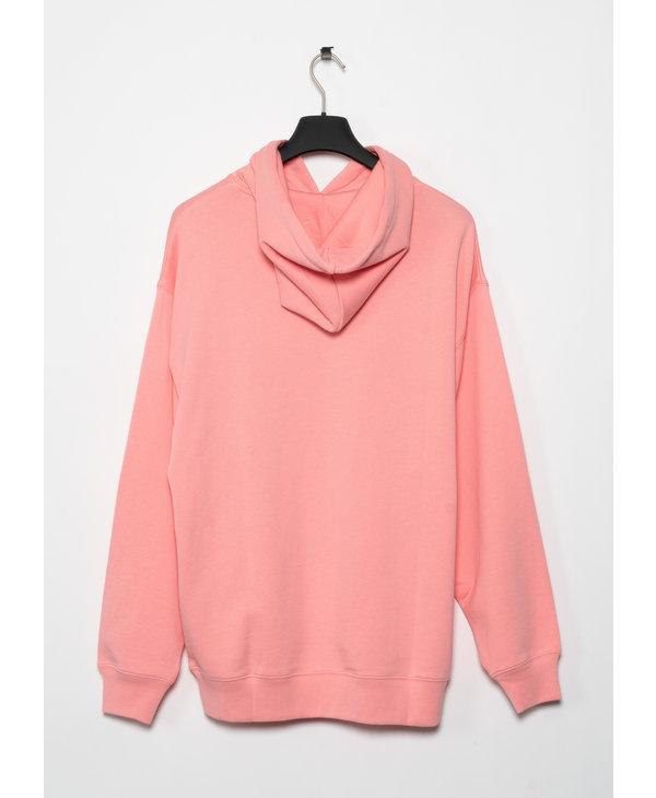 Blush Pink Oversized Hoody