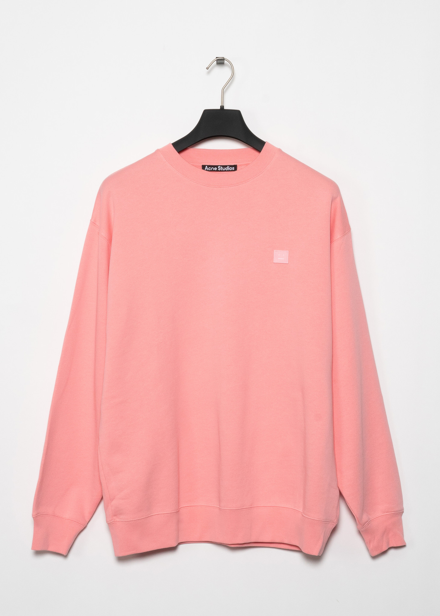 Blush Pink Oversized Sweatshirt