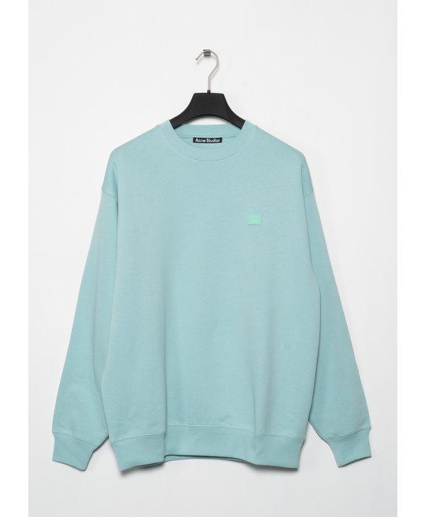 Spearmint Green Oversized Sweatshirt