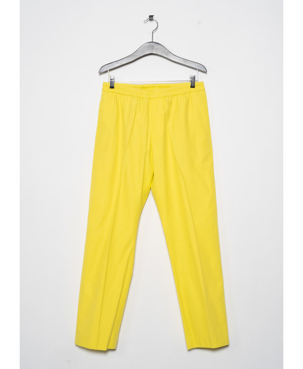 Yellow Pull-On Pants