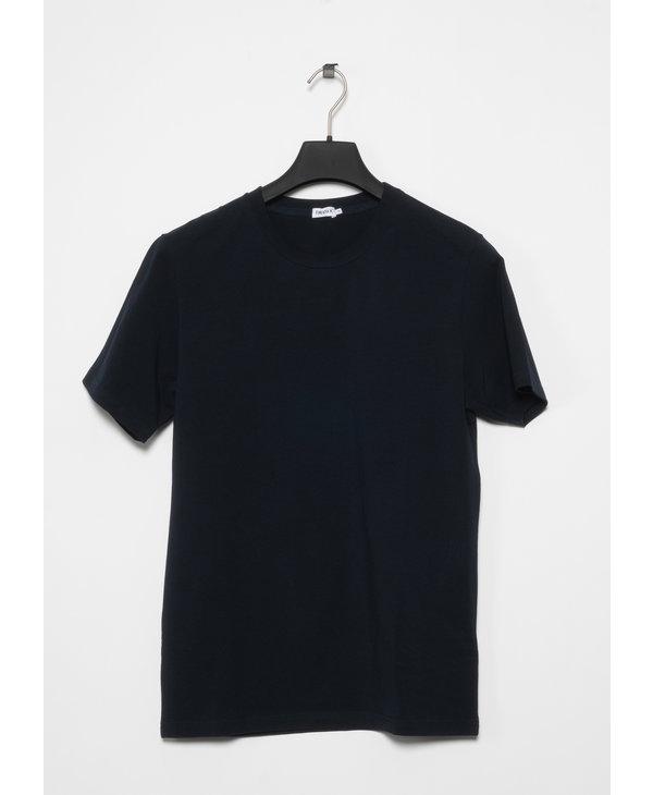 T-shirt M. Lycra Bleu Marine