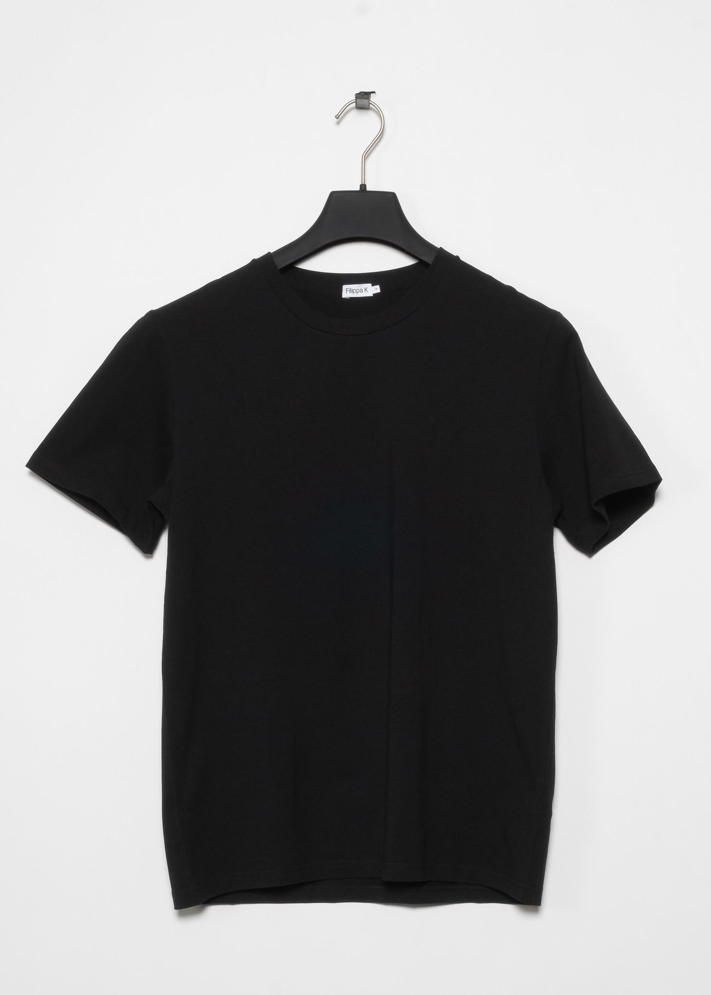 T-Shirt M. Lycra Noir