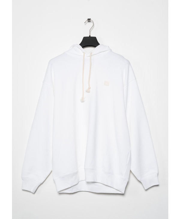 White Oversized Hoody