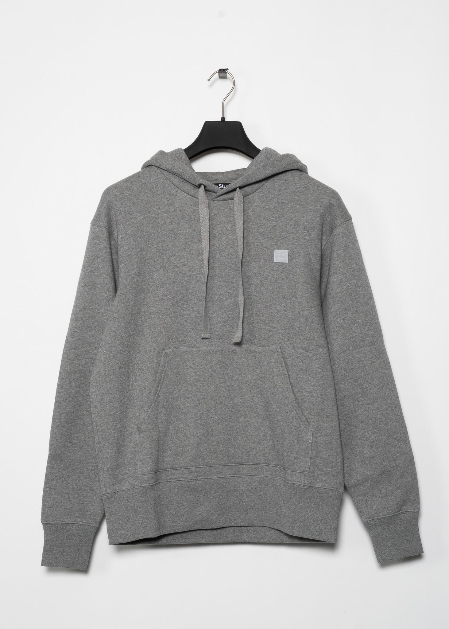 Grey Ferris Face Sweater