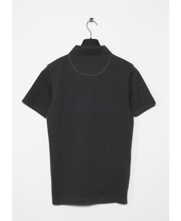 Grey Riviera Polo Shirt