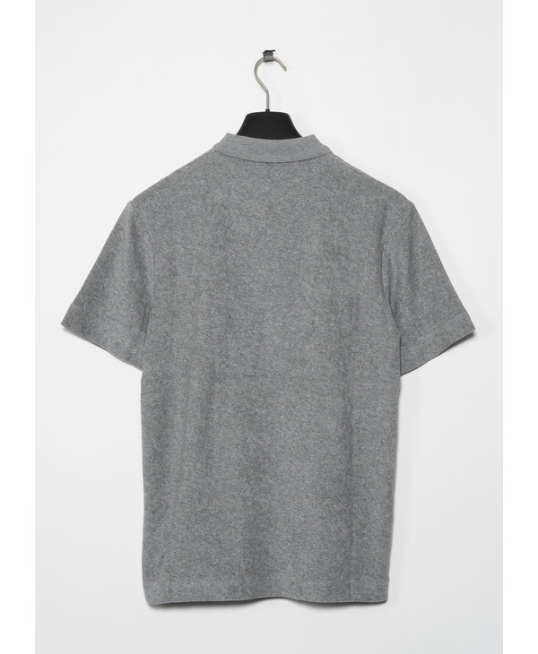 Polo Towelling Gris