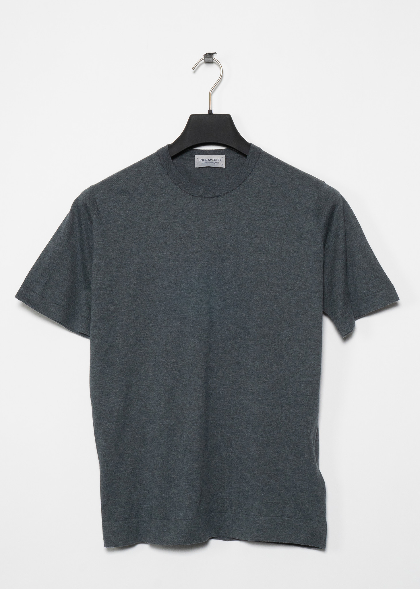 T-Shirt Lorca Welted Charbon