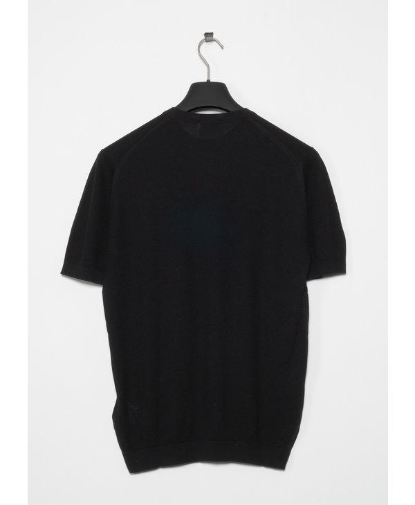 T-Shirt Park Piqué Noir