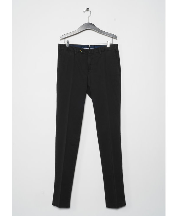 Chino Superslim F.Front Noir