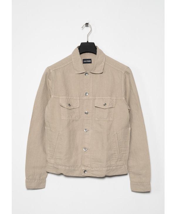 Natural Panama Jacket