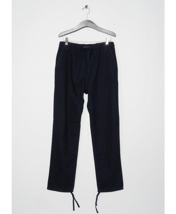 Indigo Drawstring Pants