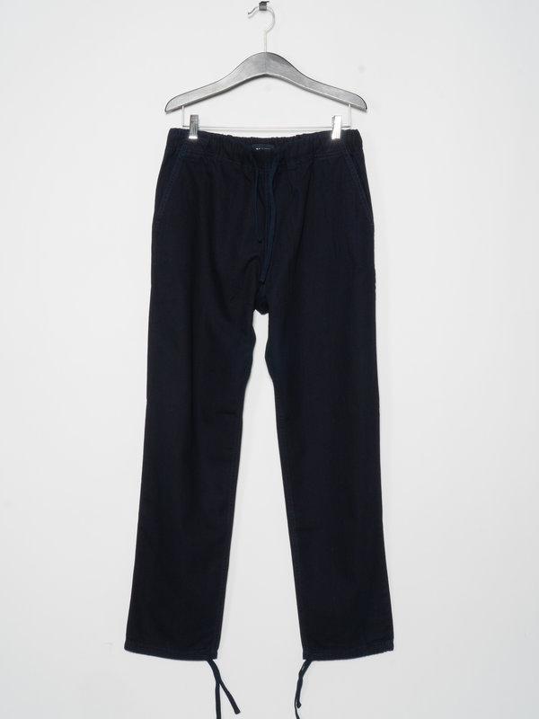 COF Studio Indigo Drawstring Pants